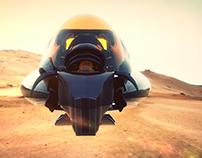 3D plane space