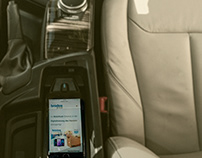 Books and Display in Car Marketing