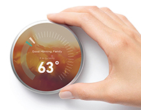 CLIK: Tactile Thermostat UI