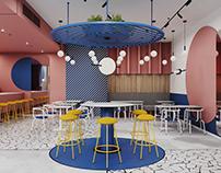 Mixed Cafe & Bar