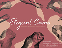 Elegant Camo pattern pack