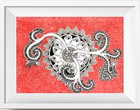 """The Art of Madhubani Painting""- Internship Project"