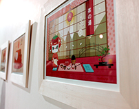Kawaii Exhibition / Argentina Japan