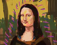 Mona Lizzle