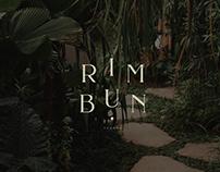 RIMBUN - branding, brand identity, website, photography
