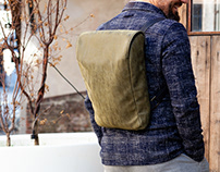 BBAG. A smart bag with a zen soul and a minimal design.