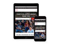 Chi Alpha Website