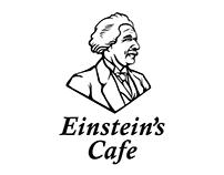 Einstein's Cafe - Logo