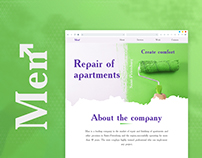 Men - repair of apartments