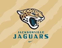 Jacksonville Jaguars Rebrand Concept