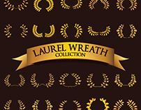 Laurel Wreath Collection