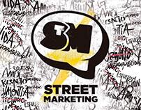STREET MARKETING CALENDARIO 2016  by RAFAEL CORTISSOZ