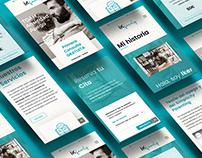 IKfamily | Branding & Web Design/E-commerce