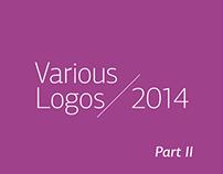 Various Logos / 2014   Part II