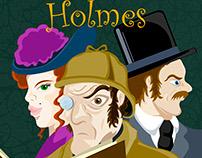 Portada Sherlock Holmes