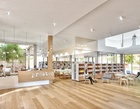 2015_GRAPH_COMPETITION_Public Library in Torrefarrera