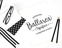 Ballarea Typeface