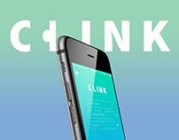 Clink – Collaborative App Concept