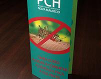 """folder """"PCH contra a dengue"""""""