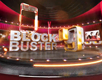 BLOCK BUSTER ENTERTAINMENT IDENT