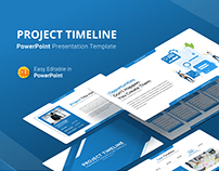 Project Timeline Report PowerPoint Presentation