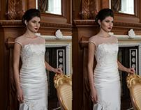 Ретушь фото для интернет-магазина свадебных платьев