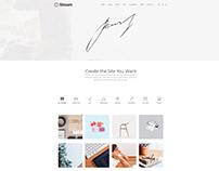 Stream WordPress Theme - Works Page