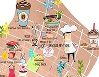maps for Bradelis New York