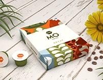 Mo Coffee Product Renderings