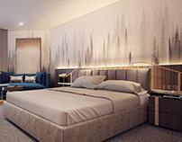 Guest Room Concept