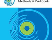 Biology Methods & Protocol Logo, Journal Cover, and ads