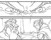 LegendBorn page 3