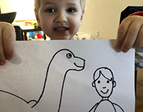 Benny and the Brachiosaurus