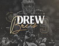 Drew Brees - Season In Review
