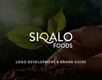 Siqalo Foods Logo & Brand Guide