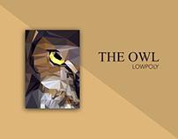 OWL // LOWPOLY
