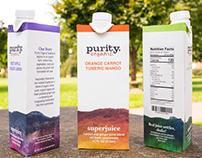 Purity Organic | Packaging