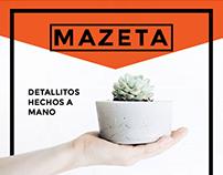 MAZETA