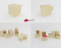 "Furniture transformer ""Multicube"""