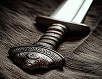 Viking Sword | 3D Sculpt
