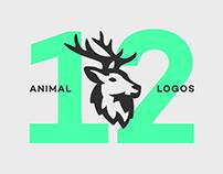12 Animal Logos