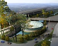 Pavilion_Swimming pool