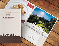 Pri Kovačniku - brošura in promocija/Tourist farm promo