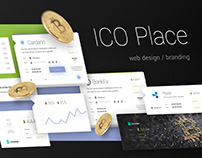 ICO Place – resource for investors in cryptocurrency