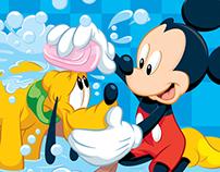 Toalhas de Banho Disney Artex