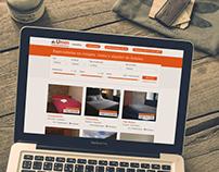 Catálogo web de Umen Argentina.