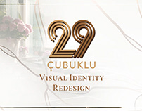 ÇUBUKLU 29 VISUAL IDENTITY REDESIGN