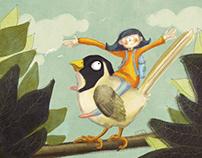 2017 Children's Illustration