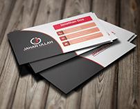 Corporate Business Card Vol-11
