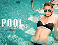 POOL POSITION / swimmwear & bikini fashion editorial